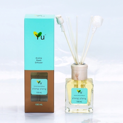 Picture of Aroma Reed Diffuser Ylang ylang Flower (150ml.)