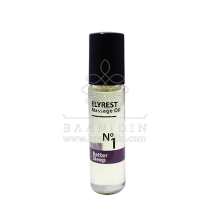 Picture of BAANIDIN ELYREST MASAGE OIL BETTER SLEEP 8 ml.