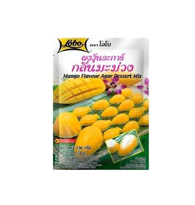 Picture of Lobo Mango Flavour Agar Dessert Mix