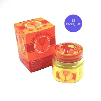 Picture of Golden Cup Balm 12 g (12 Packs)