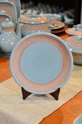 Picture of Dinner Plate Celadon