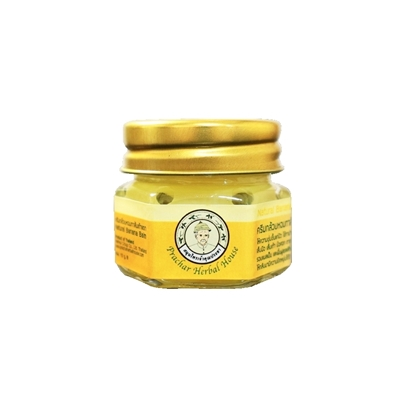 Picture of Banana Foot Balm 10g.