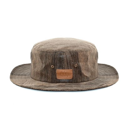 Picture of Wood Bucket Hat Style