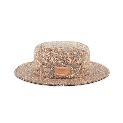 Picture of Dark Brown Panama Hat Style