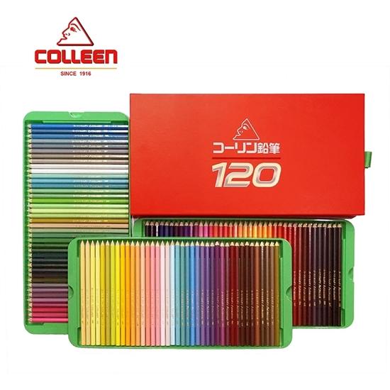 Picture of Colleen ดินสอสีไม้ 120สี กล่องใหญ่ ของแท้100%