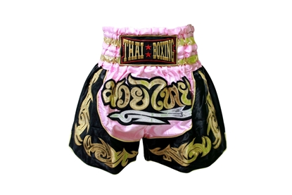 Picture of Pink Thai Boxing Shorts