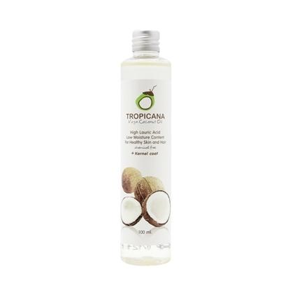 Picture of 100% Organic Cold-Pressed Virgin Coconut Oil 100 ml.