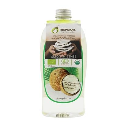 Picture of 100% Organic Cold-Pressed Virgin Coconut Oil 500 ml.