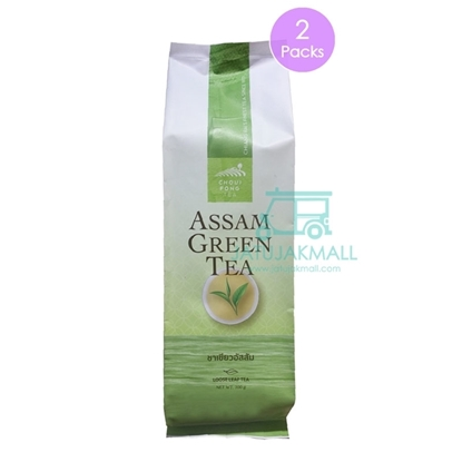 Picture of Assam Green Tea 100 g (2 Packs)