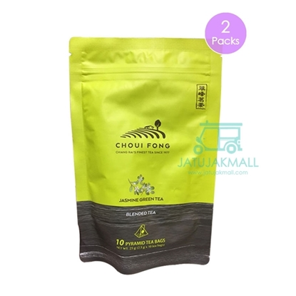 Picture of Jasmine Green Tea Bag 25 g (2 Packs)