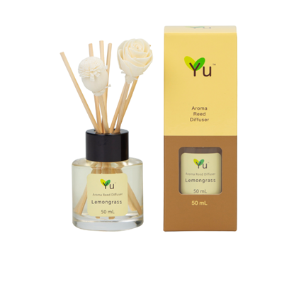 Picture of Aroma Reed Diffuser Lemongrass (50 ml.)