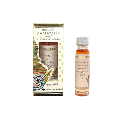 Picture of Medicated oil Ramayana Brand 20 ml.