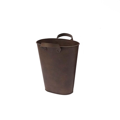 Picture of Copper Rust Galvanize Bag Bucket(Small Size)