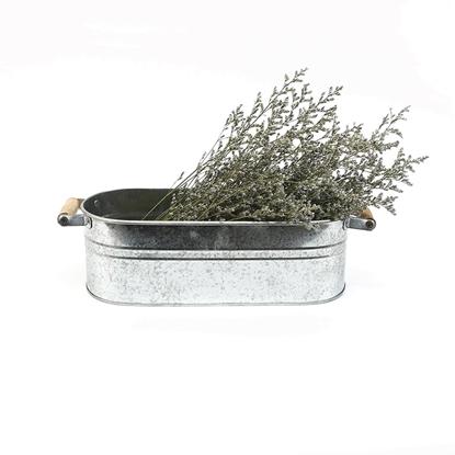 Picture of Galvanize Capsule Pot (Small Size)