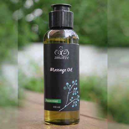 Picture of Botanical Massage oil 100 ml.