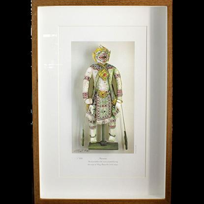 Picture of Hanuman 3D Picture Frame