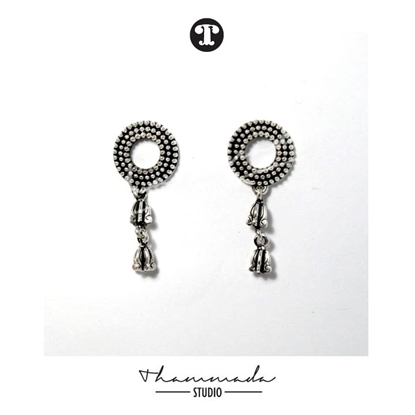Picture of THAI GARLAND EARRING