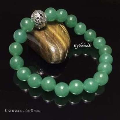 Picture of สร้อยข้อมือ Green Aventurine
