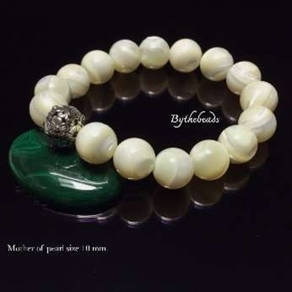 Picture of สร้อยข้อมือ Mother of Pearl