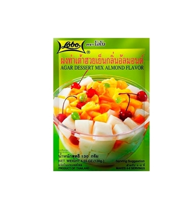 Picture of Lobo Agar Dessert Mix Almond Flavour