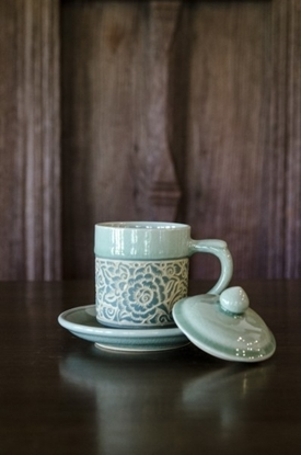 Picture of Blue Pudtan Mug