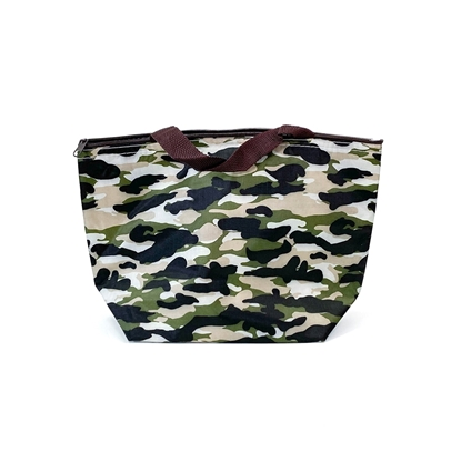 Picture of Cooler Lunch Bag - Army