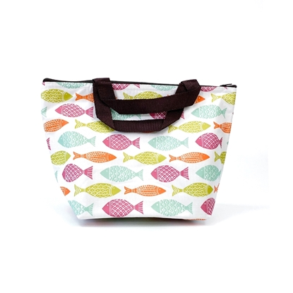 Picture of Cooler Lunch Bag - Fish