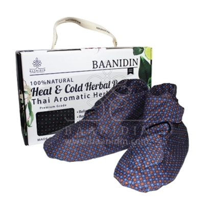Picture of BAANIDIN AROMATIC HERBAL SHOE PACK M