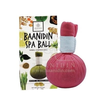 Picture of BAANIDIN Ginger Herbal Compress Ball (60g)