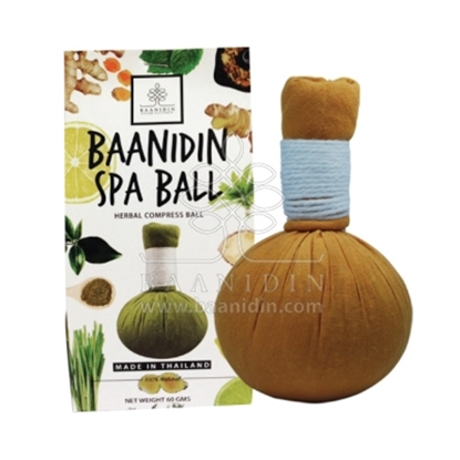 Picture of BAANIDIN Plai Herbal Compress Ball (150g)