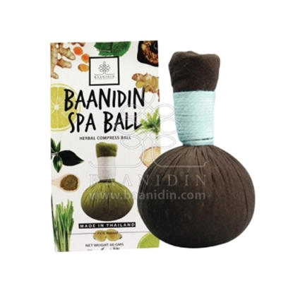 Picture of BAANIDIN Sesame Herbal Compress Ball (60g)