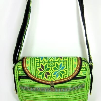 Picture of Cross body Hmong Bag, Shoulder Bag