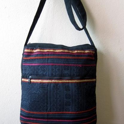 Picture of Handmade Messenger Bag