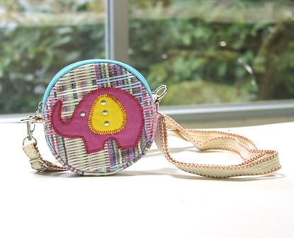Picture of Circle Crossbody Bag