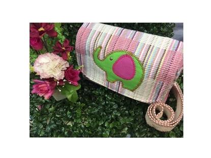 Picture of Elephant Box Crossbody Bag (Mini Size)