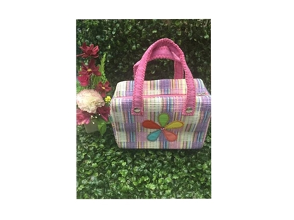 Picture of Flora Cosmetic Bag with handle (Mini Size)