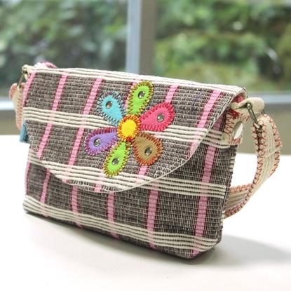 Picture of Flora Crossbody Bag with Base (Mini Size)