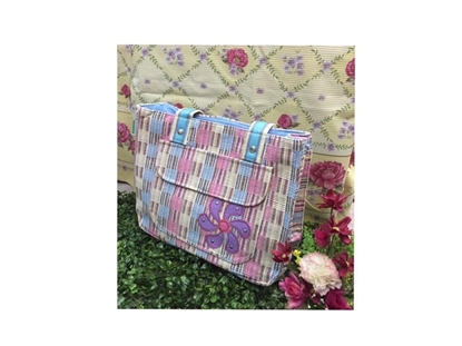 Picture of Flora Shoulder Bag with Flap closure