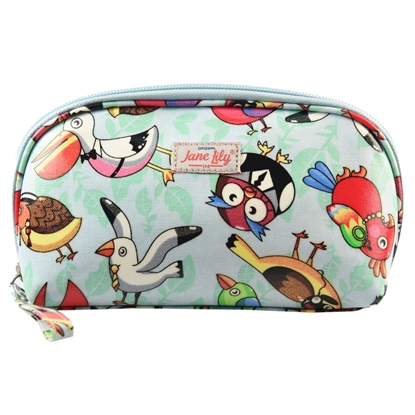Picture of Cosmetic bag - Variety Bird Pattern