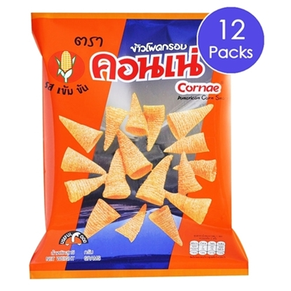 Picture of Cornae Corn Snack - Original 28 g (12 Packs)