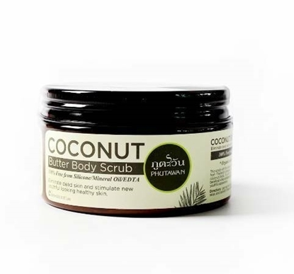 Picture of Coconut body scrub