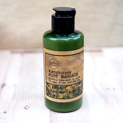 Picture of Wintergreen foot massage 150ml.