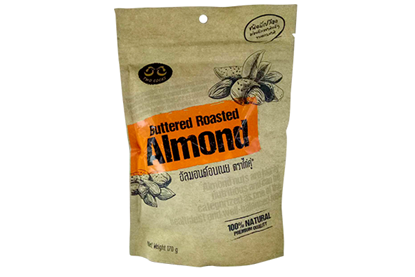 Picture of Buttered Roasted  Almond 170 g