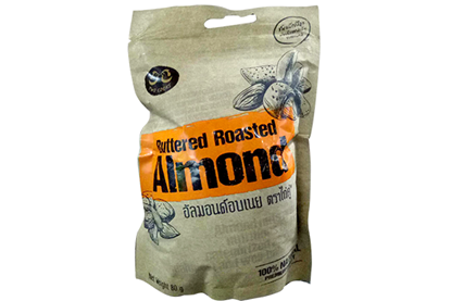 Picture of Buttered Roasted  Almond 80 g