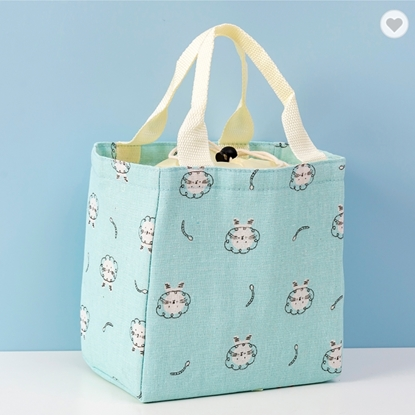 Picture of Cooler Lunch Bag - Blue Lion