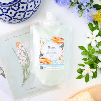 Picture of Body Scrub Maliwon - Refill Pack (170g.)