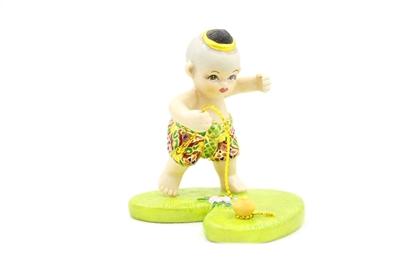 Picture of ตุ๊กตาการละเล่นไทย-ลูกข่าง