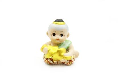 Picture of ตุ๊กตาเล่นดนตรีไทย-ตีฉาบ