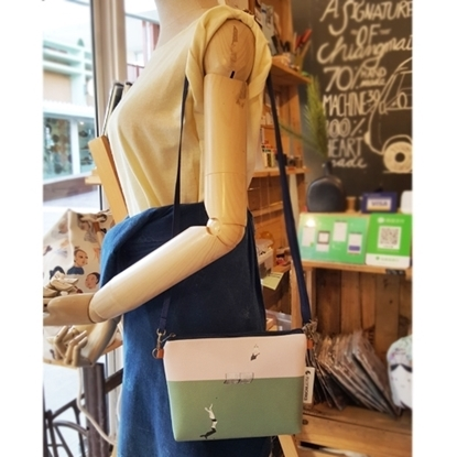Picture of Two Tone Crossbody Bag