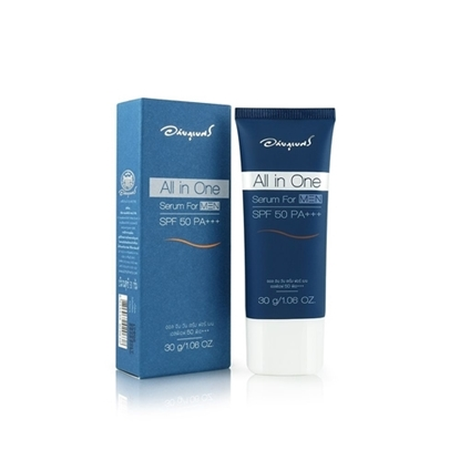 Picture of All in one serum for men SPF 50 PA +++